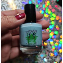 Un-frog-gettable Cuticle...